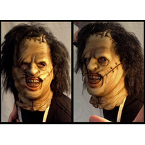 Texas Chain Saw Massacre Mascara, Disfraz, Mask En Latex, Fx