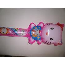 Globo Mini Kity Pato Donals Angry Ben 10 Princesas Winie