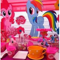 Kits Imprimibles Pequeños Ponys! Candy Bar + Decoraciones