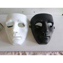 Mascaras Neutras, P/ Teatro, Terror, Cine, Cosplay, Disfraz