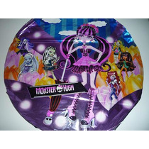Globos Metalizados Monster High