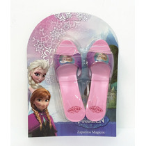 Frozen Zapatitos Magicos Taquitos Original Miniplay