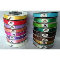 Cinta Papel Pastel 12mm X 50 Mts Colores Surtidos Globos