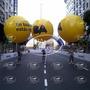Globos Y Zeppelin Gigantes Publicitarios Para Inflar C/helio