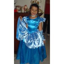 Disfraz Cenicienta Cinderella Nena