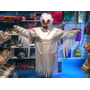 Disfraz Fantasma Talle Grande Niños Halloween