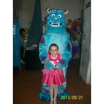 Disfraz Monster Sullivan