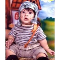 Disfraz Para Bebes, Nenes Y Chicos Del Chavo Del Ocho, Quico