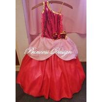 Disfraz Princesa Barbie Escuela De Princesas