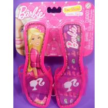 Zapatos Infantiles Barbie Edicion Especial