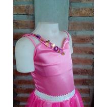 Disfraz De Barbie Y La Puerta Secreta