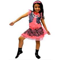 Disfraz Barbie Rock Star T0 9016