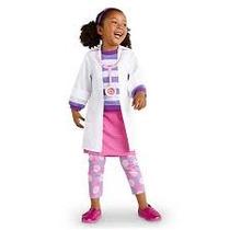 Disfraz Doctora Juguetes Disney Junior Con Accesorios