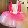 Disfraz Princesa Barbie Zapatillas Rosas