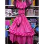 Disfraz Dama Antigua Con Miriñaque, Mantilla Y Guantes