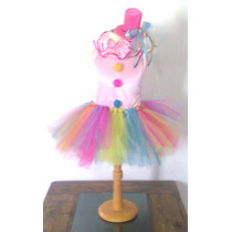 Disfraz De Payasita..clown!!!
