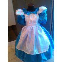 Vestido Alicia En El Pais De Las Maravillas