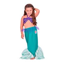Disfraz De Sirenita Con Licencia Disney Original New Toys