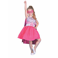Disfraz De Barbie Princess Power Original New Toys