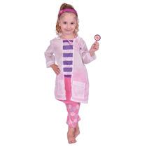 Disfraz Doctora Juguetes Doc Mcstuffins Original New Toys