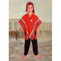 Disfraz De Coya Para Nene Talle 4