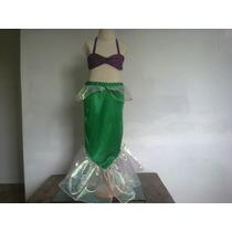 Disfraz De La Sirenita!!!