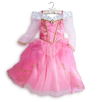 Disfraz Traje De Aurora Para Niñas Disney Store