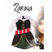 Disfraz Zarina + Espada Y Cinto !!! Disfraces Infantiles
