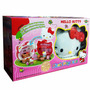 Hello Kitty Picnic Play Case + Muñecas Muebles Accesorios
