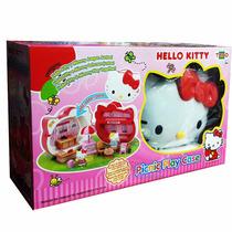 Hello Kitty Picnic Play Case + Muñecas Muebles Accesorios