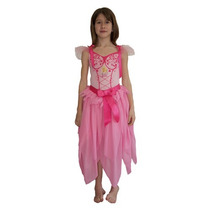 Disfraz Barbie Hada Talle 2