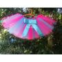 Tutu - Disfraz Para Princesas Hermosos Variedad De Colores -
