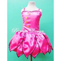 Disfraz Princesa Barbie Mariposa Vestido