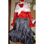 Disfraz De Dama Española Para Niñas