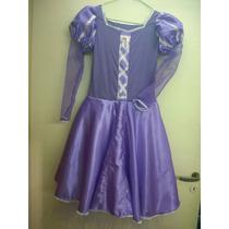 Disfraz Vestido Rapunzel