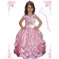Disfraz Nena Princesa Cenicienta Bella Aurora