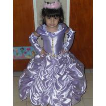 Disfraz De Bella Color Lila