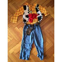 Disfraz Woody Toy Story T 2