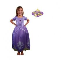 Disfraz Princesa Sofia Talle 0