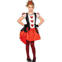 Disfraz Reyna De Corazones Leg Avenue Disfraces Infantiles
