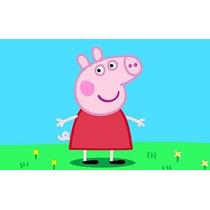 Disfraz De Peppa Pig La Cerdita Disfraces Peppa 3 A 5años