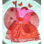 Disfraz De Diablita Vaquita San Antonio Abejita Y Haditas