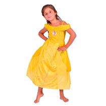 Disfraz Bella Y Bestia Disney Original New Toys
