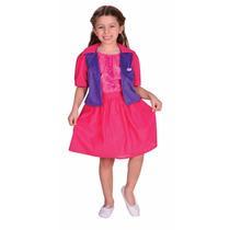 Disfraz Violetta Con Chaqueta Licencia Disney Original !!!!!