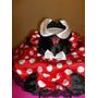 Dulce Minnie Roja, Disfraz De Ensueño