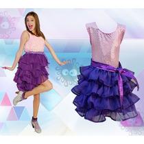 Disfraz De Violetta Original