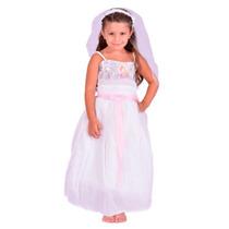 Disfraz Barbie Quiero Ser Novia New Toys Jugueteria Aplausos