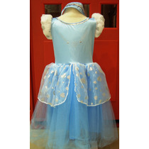 Disfraz De Nena Princesa Cenicienta