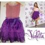 Vestido Violetta