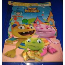 Piñata De Henry Monstruito Henry Hugglemonster Disney Junior